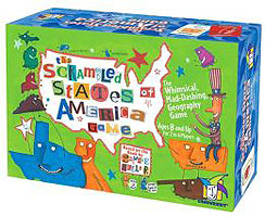 Scrambled States Deluxe Edition Box Front