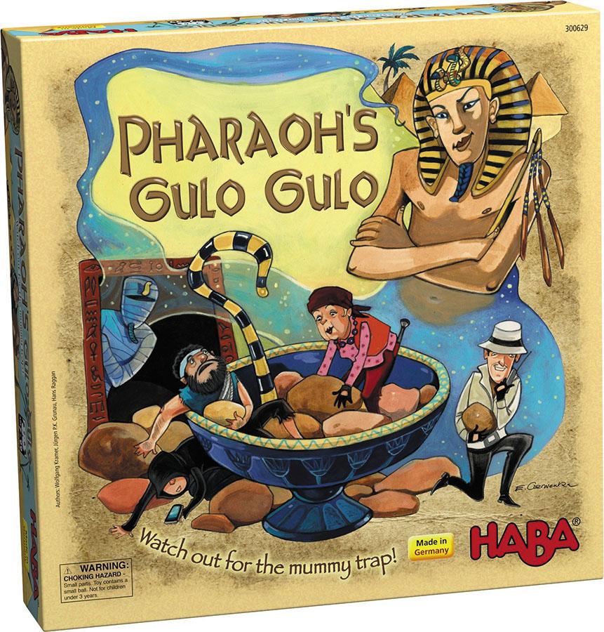 Pharaoh`s Gulo Gulo Box Front