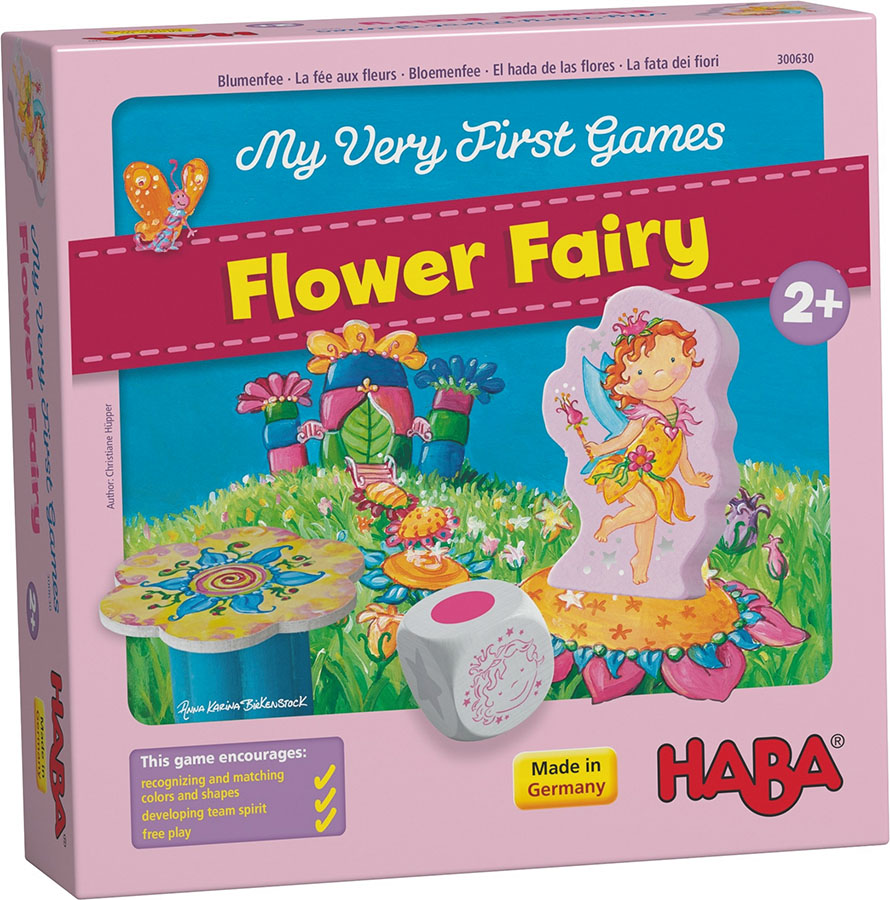 My Very First Games: Flower Fairy Box Front
