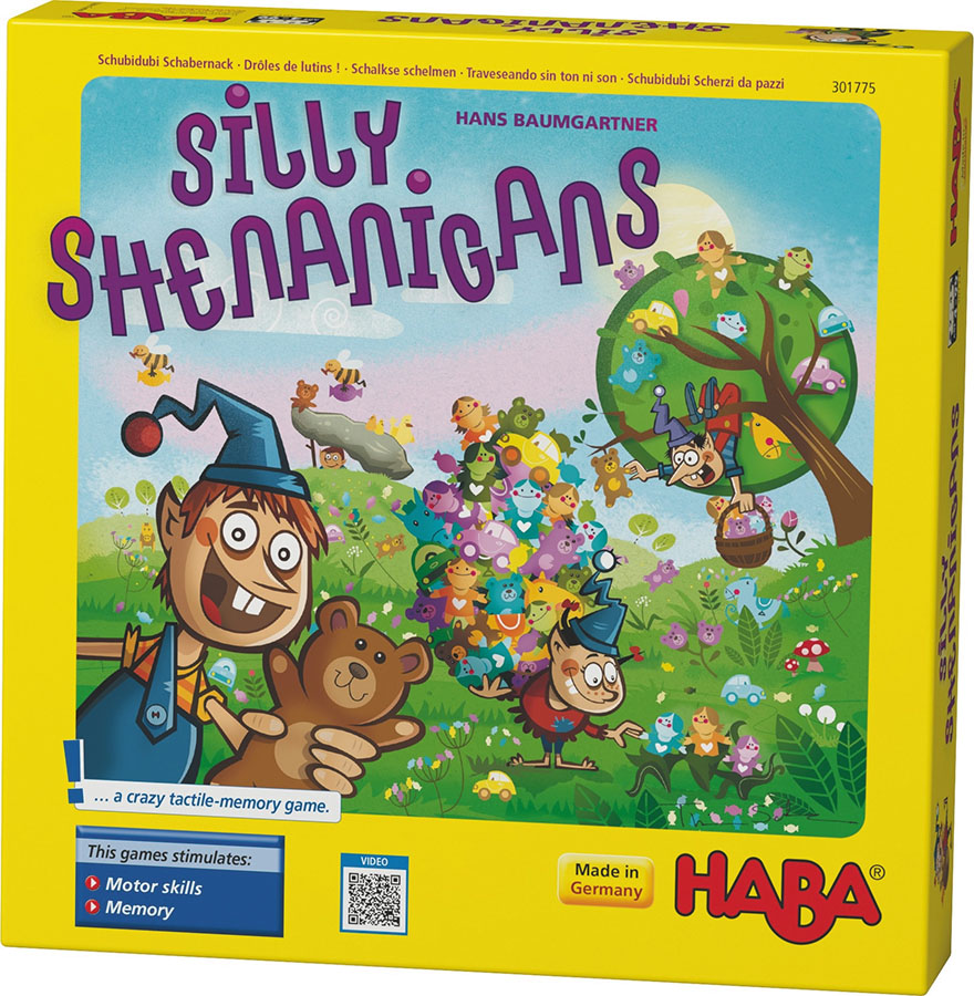 Silly Shenanigans Box Front