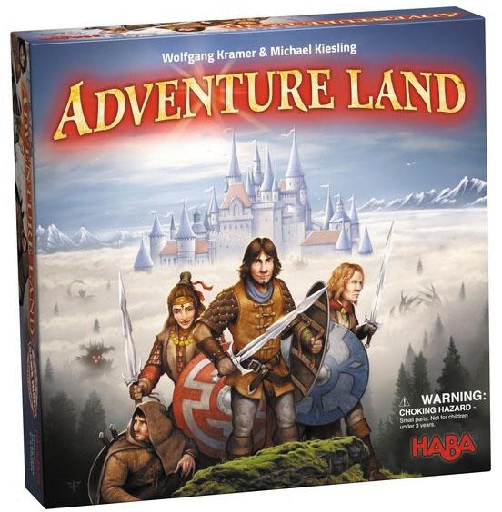 Adventureland Box Front