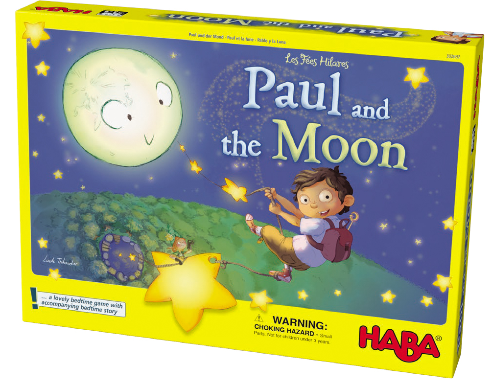 Paul And The Moon Box Front