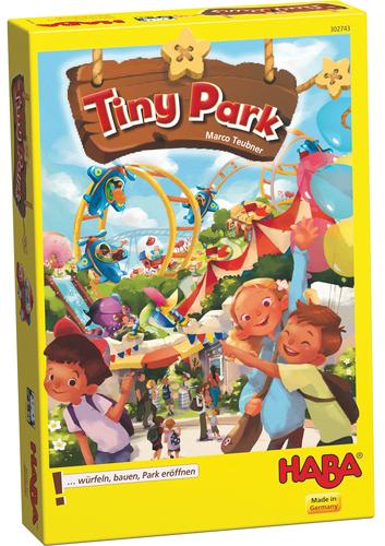 Tiny Park Box Front