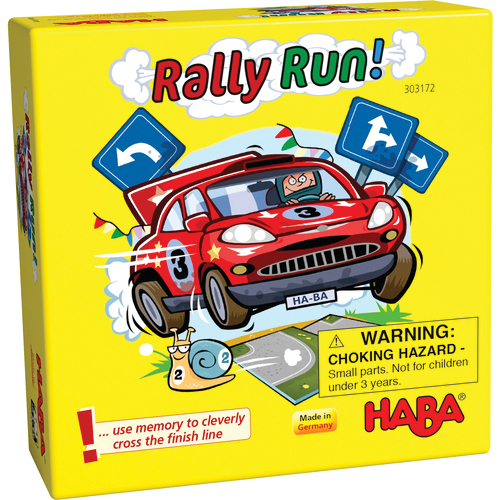 Rally Run Box Front
