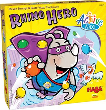 Rhino Hero Active Kids Box Front