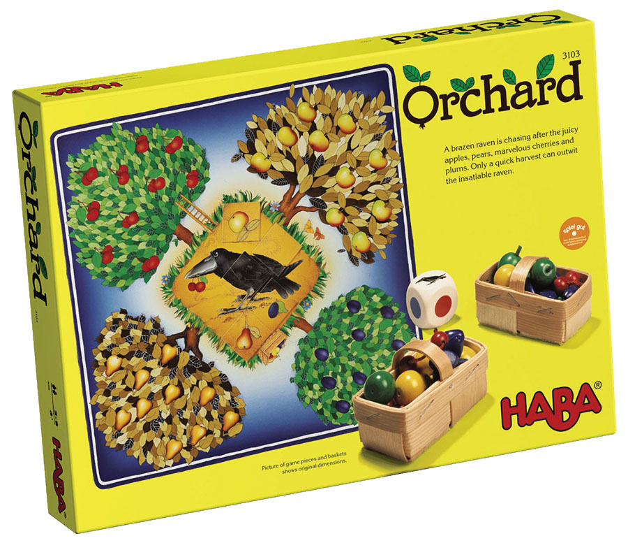 Orchard Game Box Front