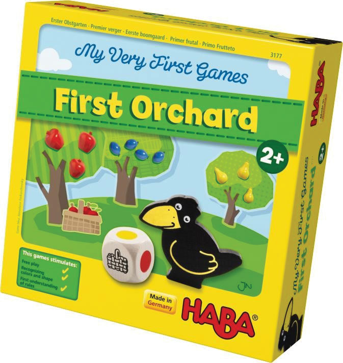 My Very First Games: My First Orchard Box Front