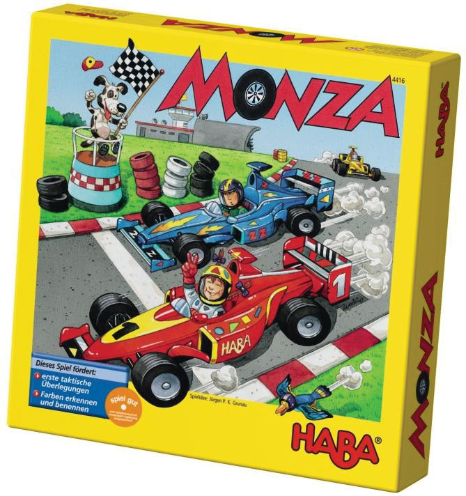 Monza Box Front