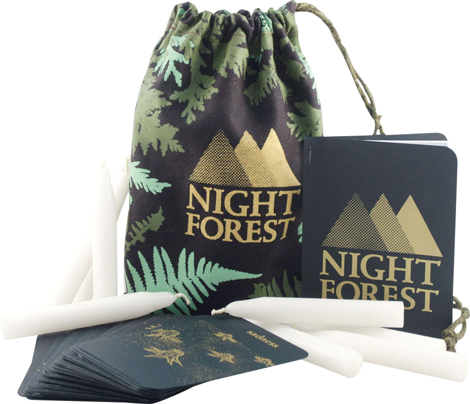 Night Forest Game Box