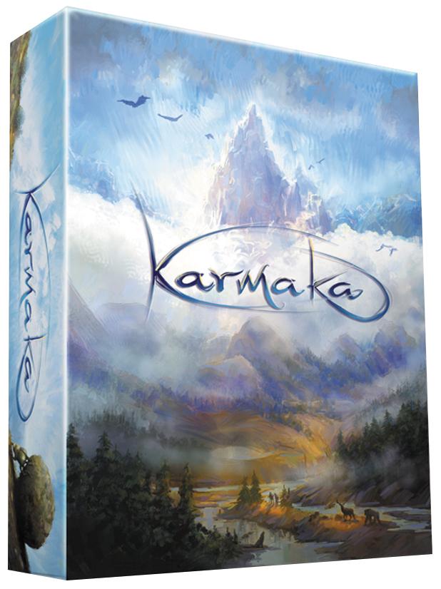 Karmaka Box Front