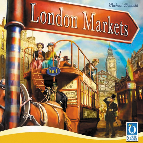 London Markets Box Front
