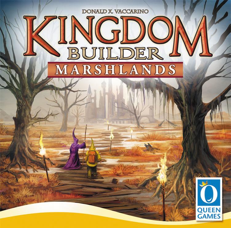 Kingdom Builder: Marshlands Expansion 3 Box Front