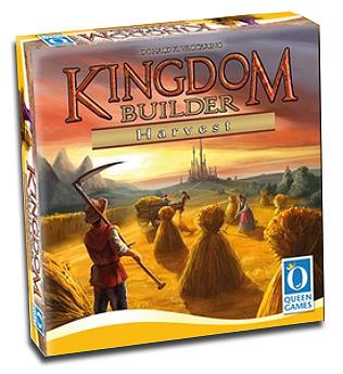 Kingdom Builder: Harvest Expansion Box Front