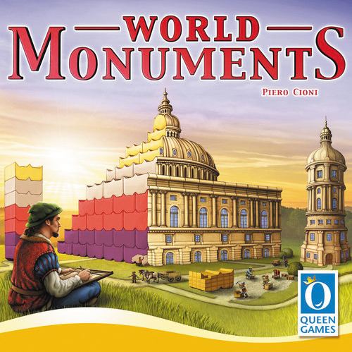 World Monuments Box Front