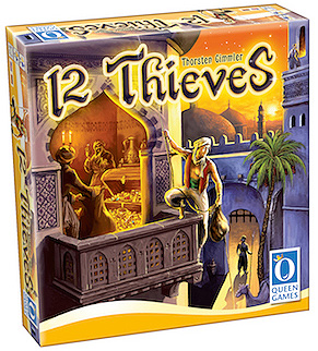 12 Thieves Box Front