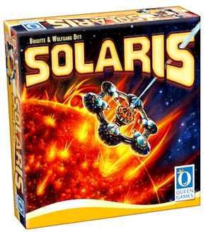 Solaris Box Front