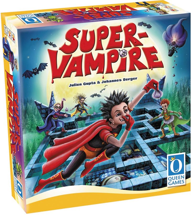 Super Vampire Box Front