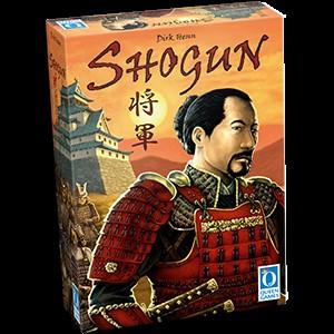 Shogun Box Front