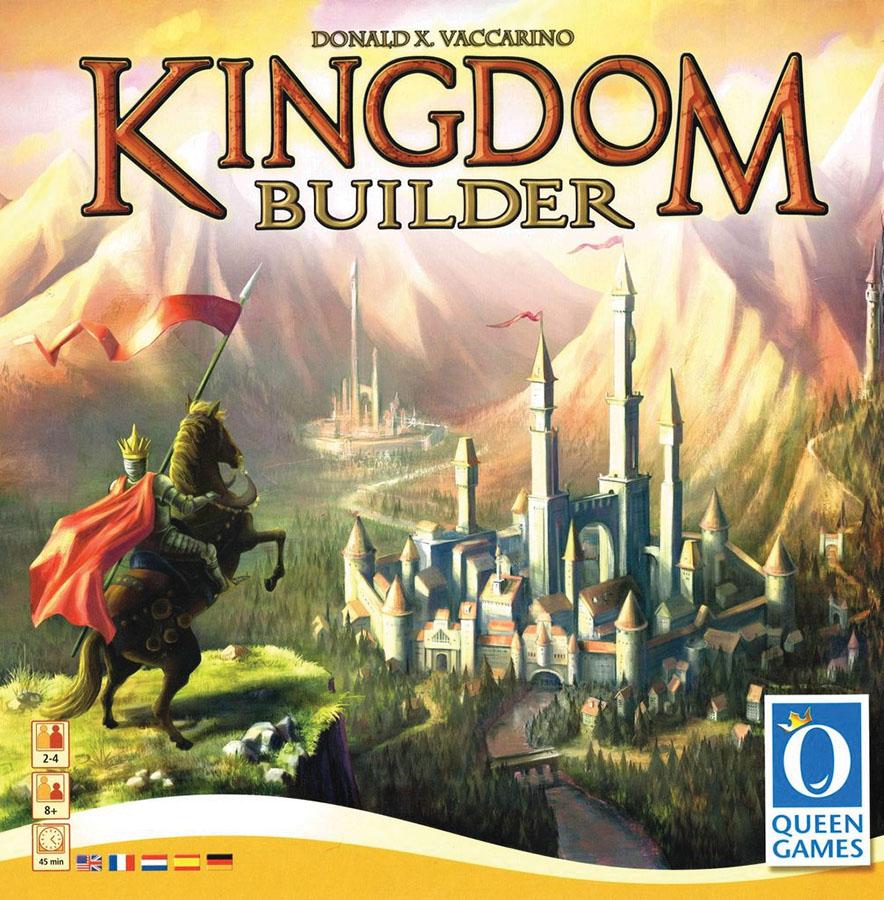Kingdom Builder Box Front