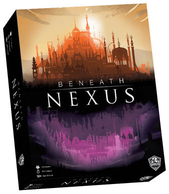 Beneath Nexus Box Front