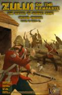 Zulus On The Ramparts! 2nd Edition Box Box Front