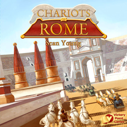 Chariots Of Rome Box Front