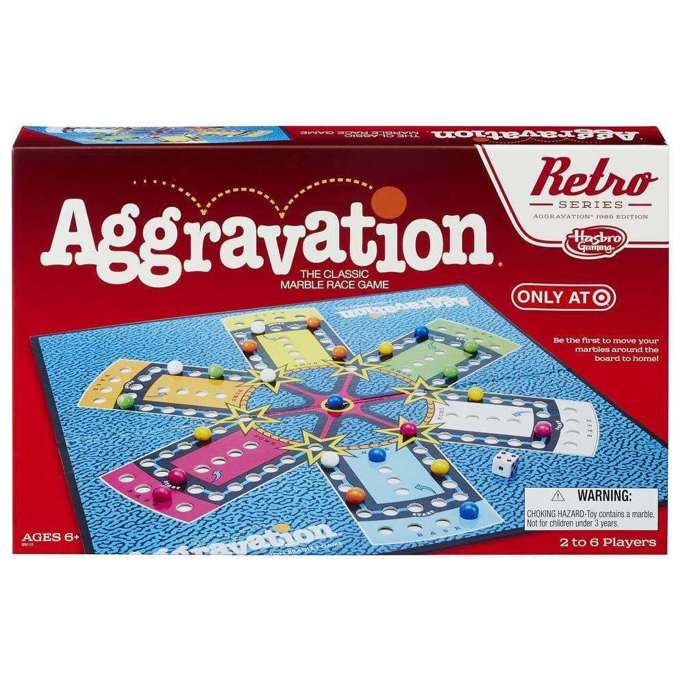 Aggravation Retro Series 1989 Edition