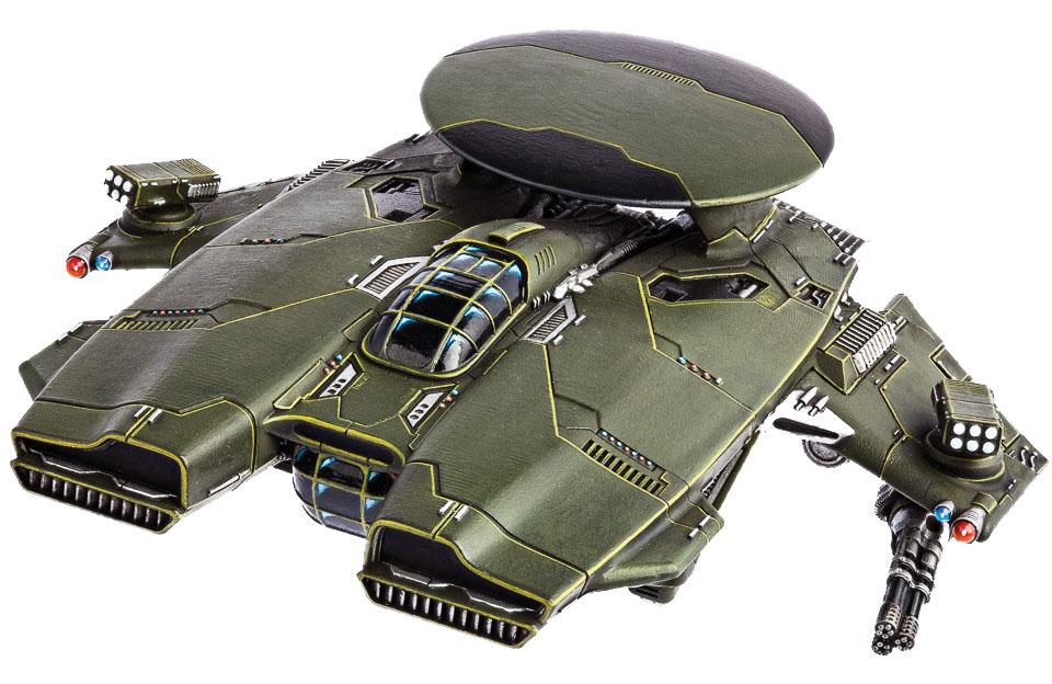 Dropzone Commander: Ucm Phoenix Box Front