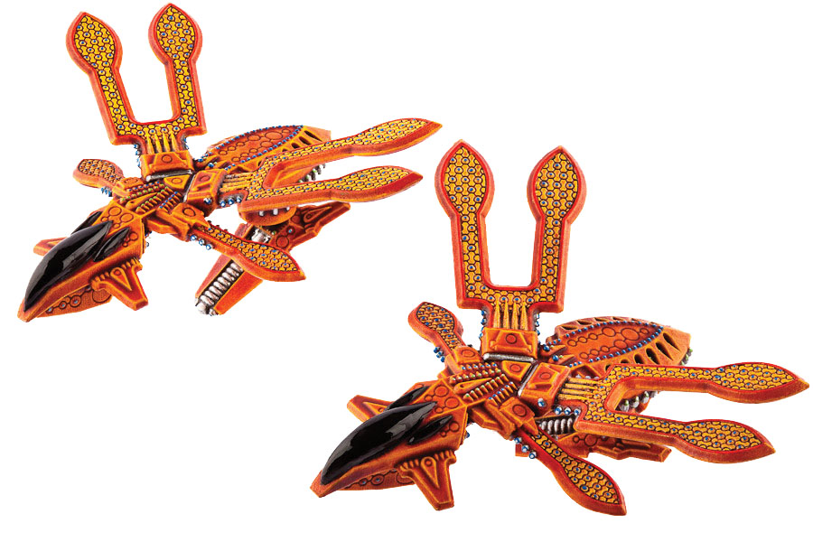 Dropzone Commander: Shaltari Thunderbirds Box Front