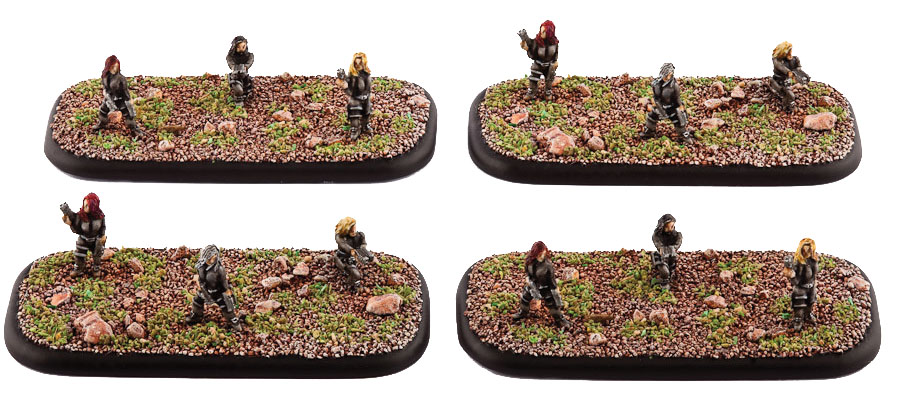Dropzone Commander: Phr Sirens Box Front