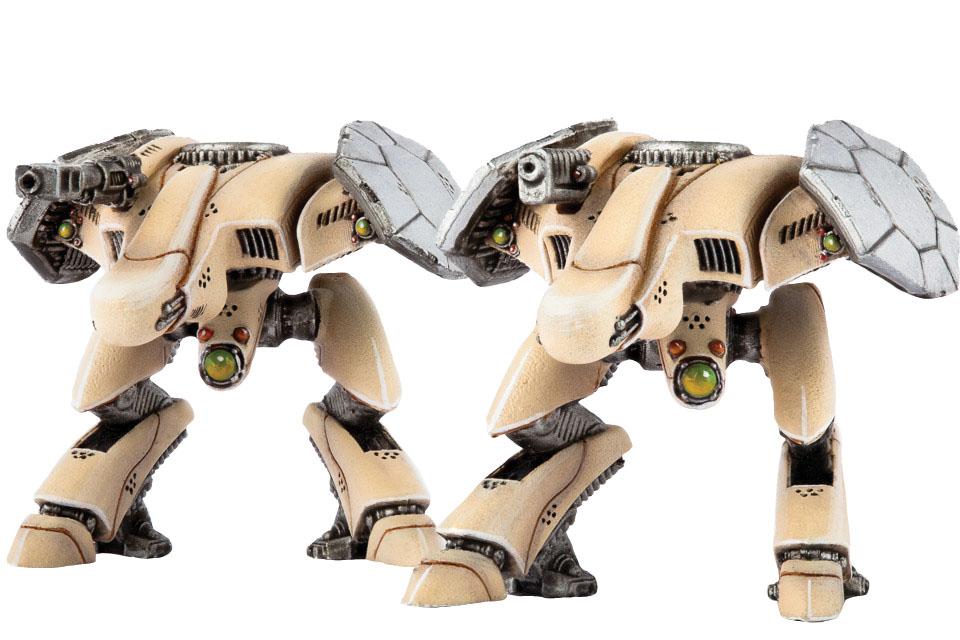 Dropzone Commander: Phr Erebos Type 3 Walker Box Front