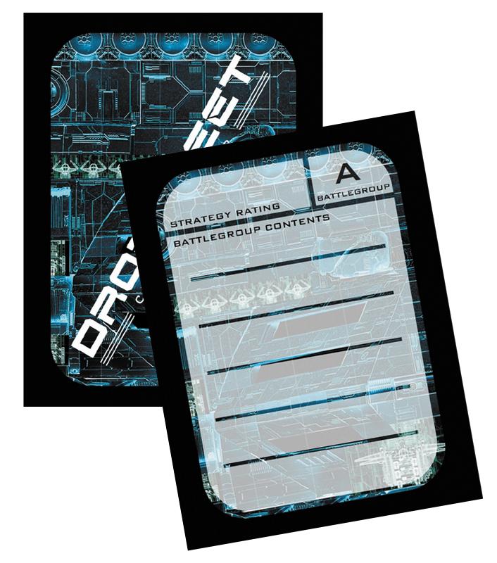 Dropfleet Commander: Activation Cards Box Front