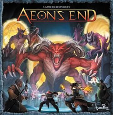 Aeon`s End Dbg Box Front