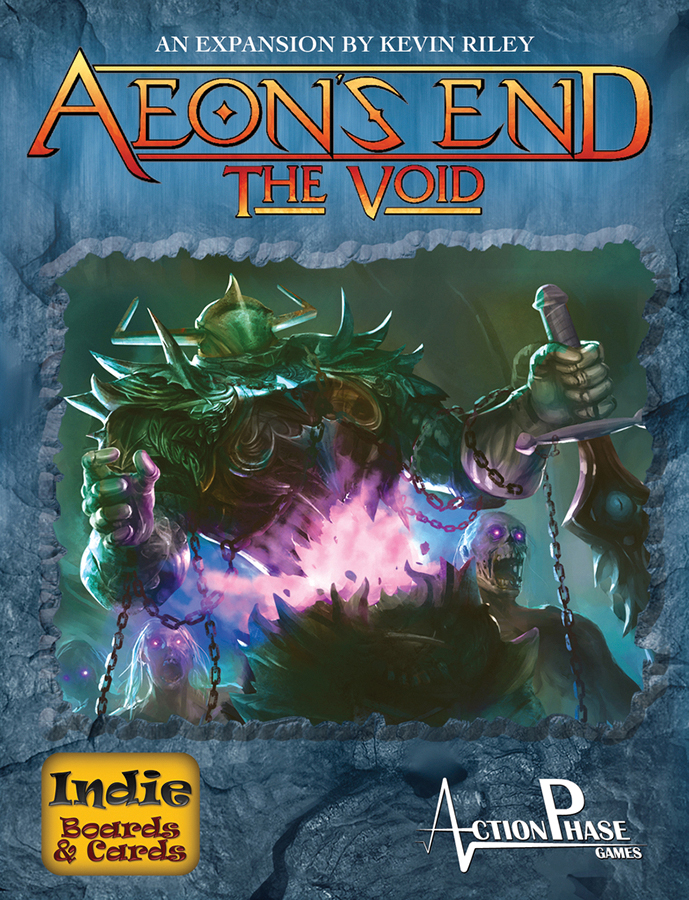 Aeon`s End Dbg: The Void Box Front