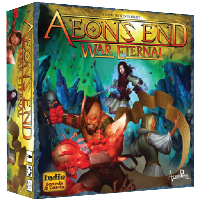 Aeon`s End Dbg: War Eternal (stand Alone Or Expansion) Box Front