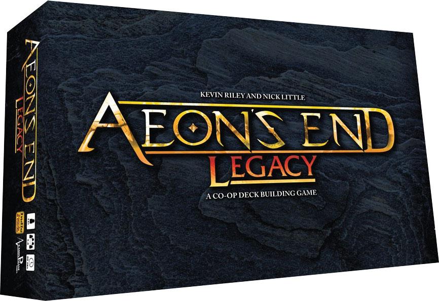 Aeons End: Legacy Game Box