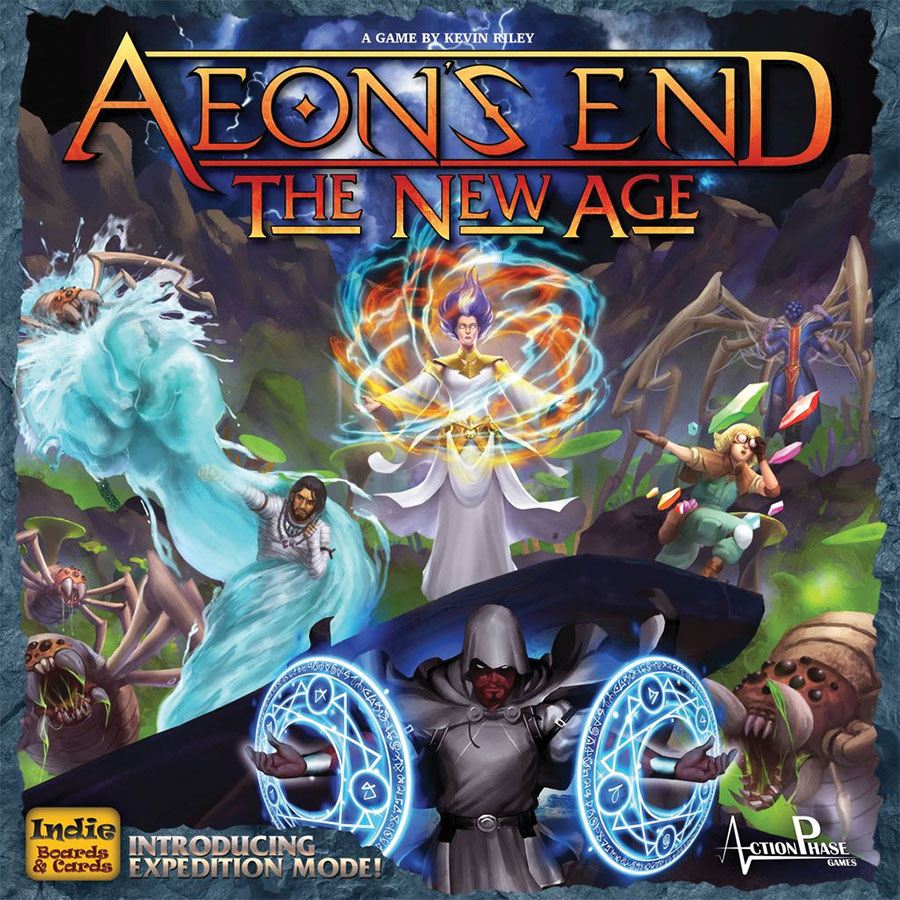 Aeon`s End Dbg: The New Age Game Box