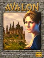 The Resistance: Avalon (stand Alone Or Expansion) Box Front