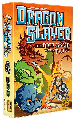 Dragon Slayer Box Front