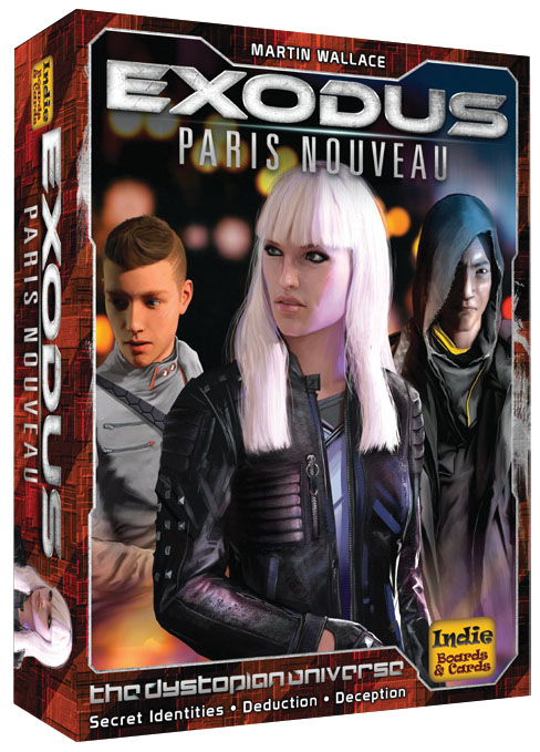 Exodus: Paris Nouveau Box Front