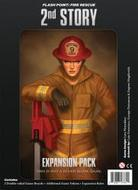 Flash Point Fire Rescue: 2nd Story Expansion Box Front