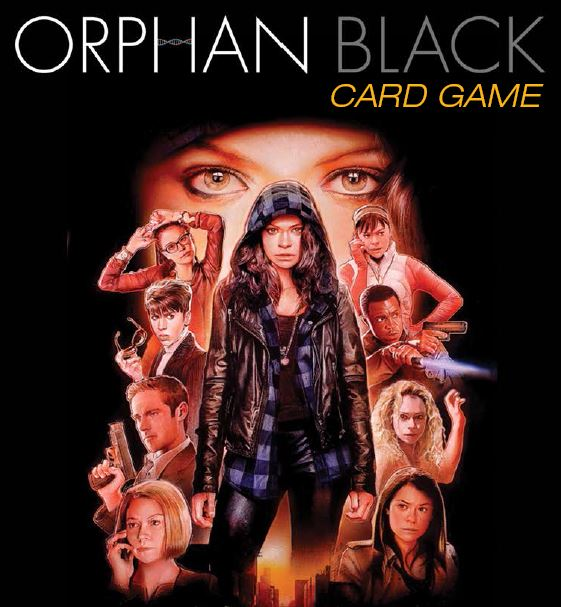 Orphan Black Box Front