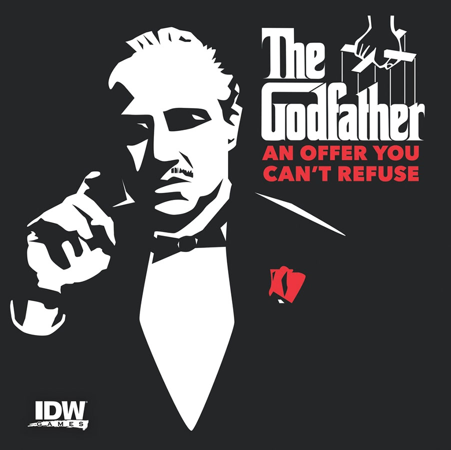 Godfather: An Offer You Can`t Refuse Box Front