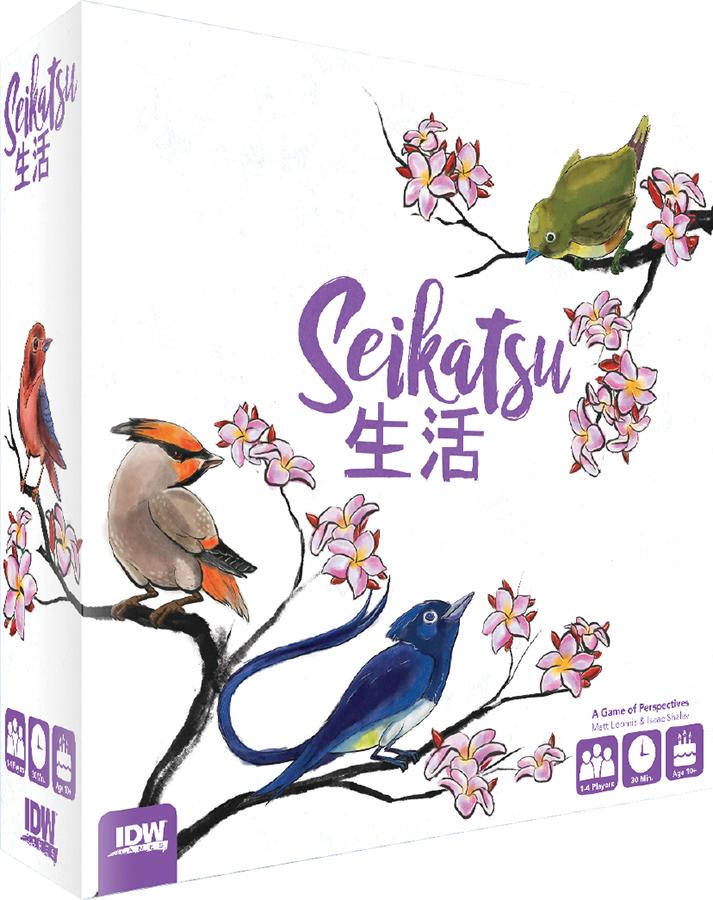 Seikatsu Box Front