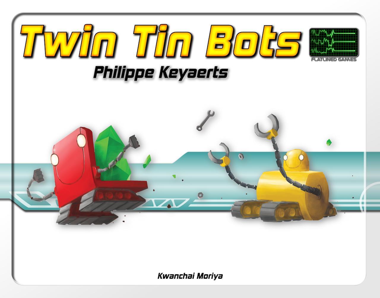 Twin Tin Bots Box Front