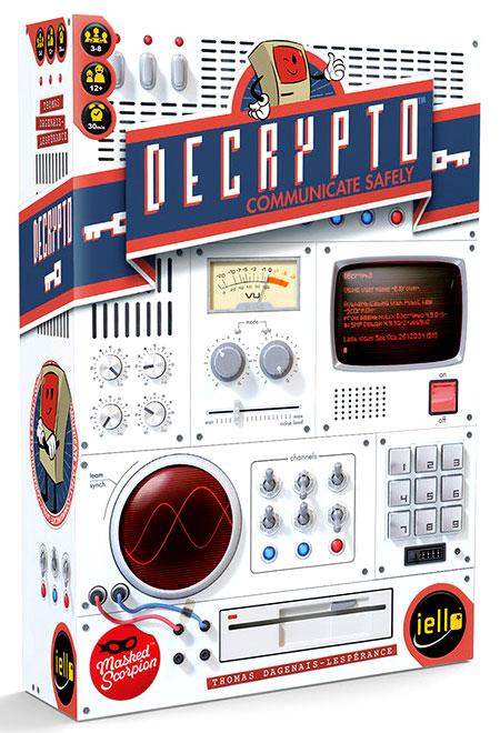 Decrypto Box Front