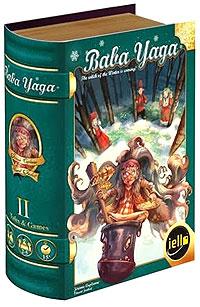 Tales & Games: Baba Yaga Box Front