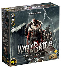 Mythic Battles: Tribute Of Blood Box Front
