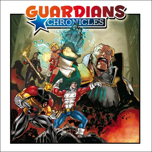 Guardians Chronicles Box Front