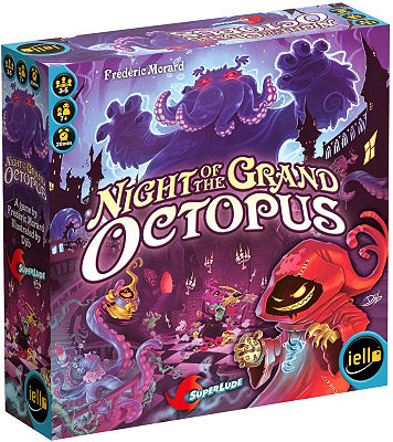 Night Of The Grand Octopus Box Front
